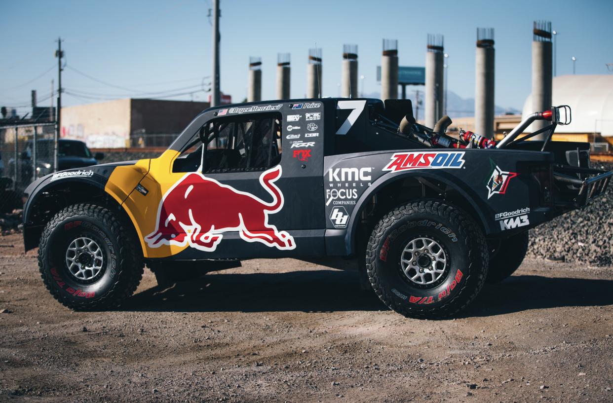 Bryce Menzies Ultra4 Racing