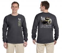 2017 King of the Hammers Men's Long Sleeve Event T-shirt Ultra4 Racing KOH