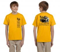 2017 King of the Hammers kids Event Shirt Ultra4 Racing KOH